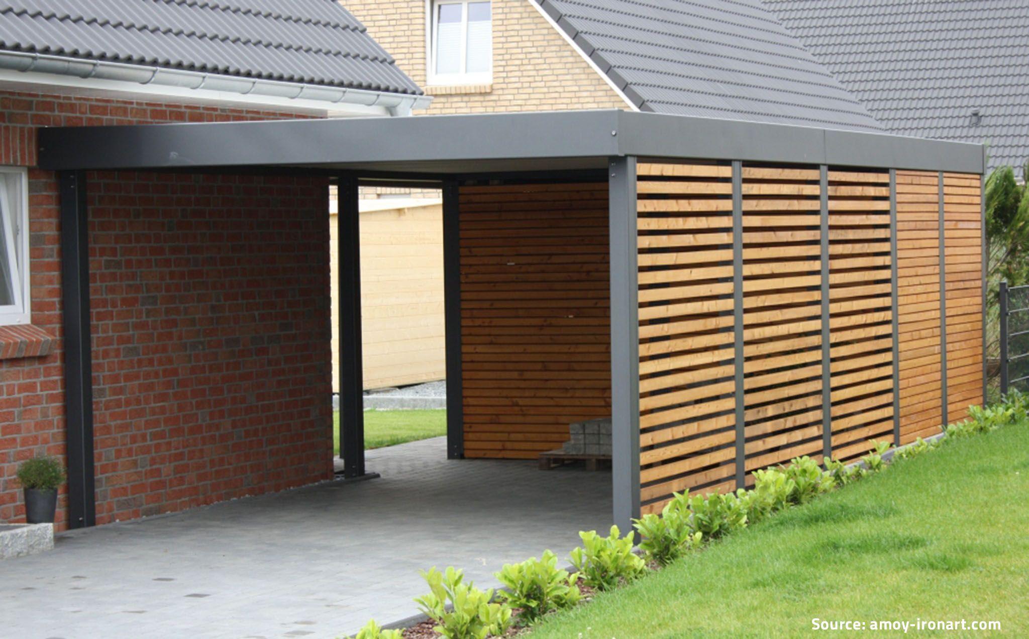 Construire Un Abri D'auto | Carport Designs, Carport Garage ... avec Abri De Jardin Super U