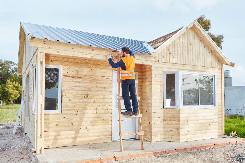 Construire Un Abri De Jardin, Mode D'emploi dedans Construire Une Cabane De Jardin