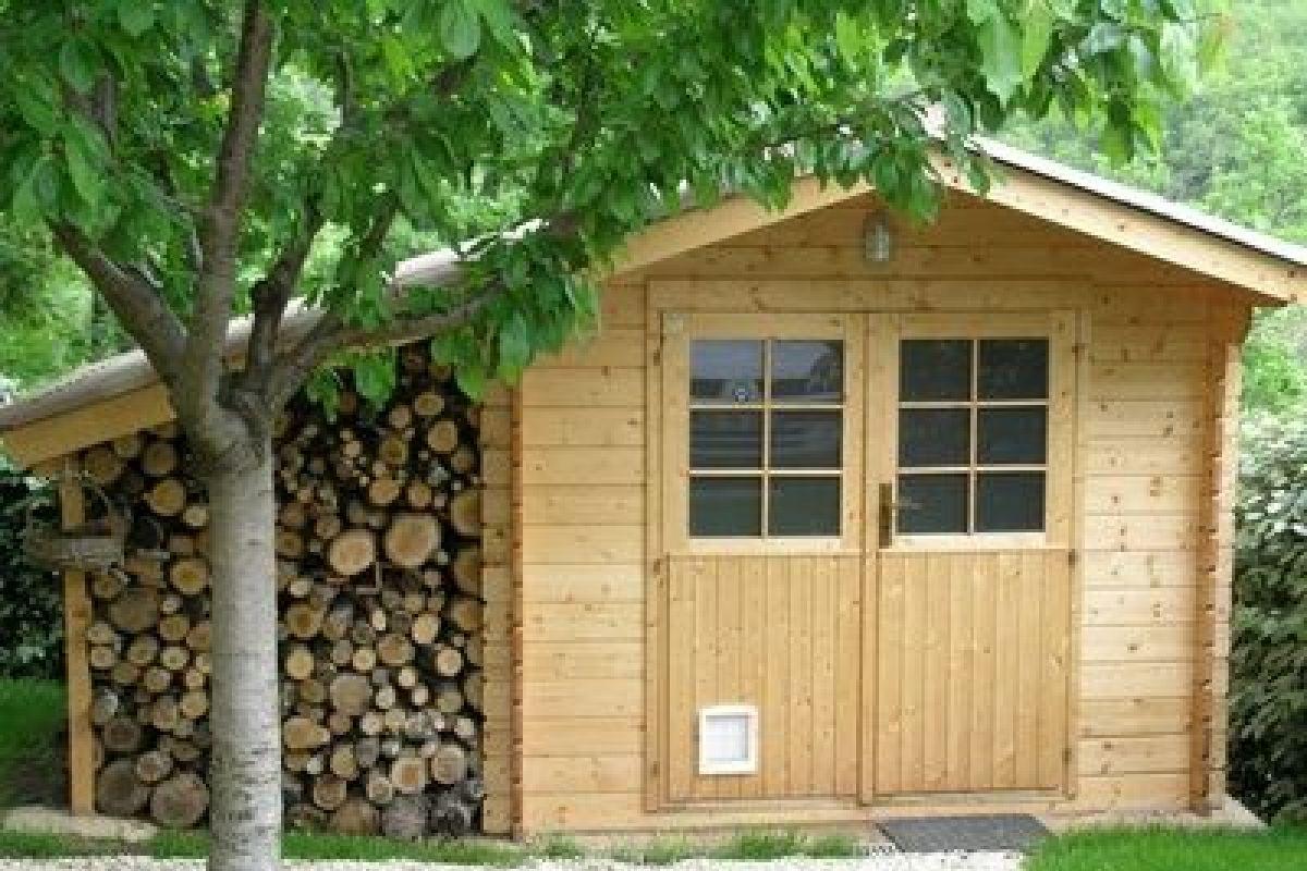 Construire Une Cabane De Jardin : Les Étapes Du Montage avec Construire Sa Cabane De Jardin