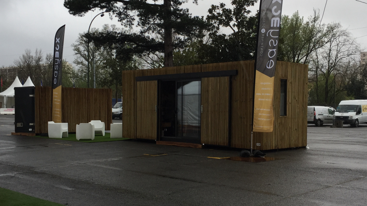 Container | Abri De Jardin | Easybox dedans Abri De Jardin Fabricant