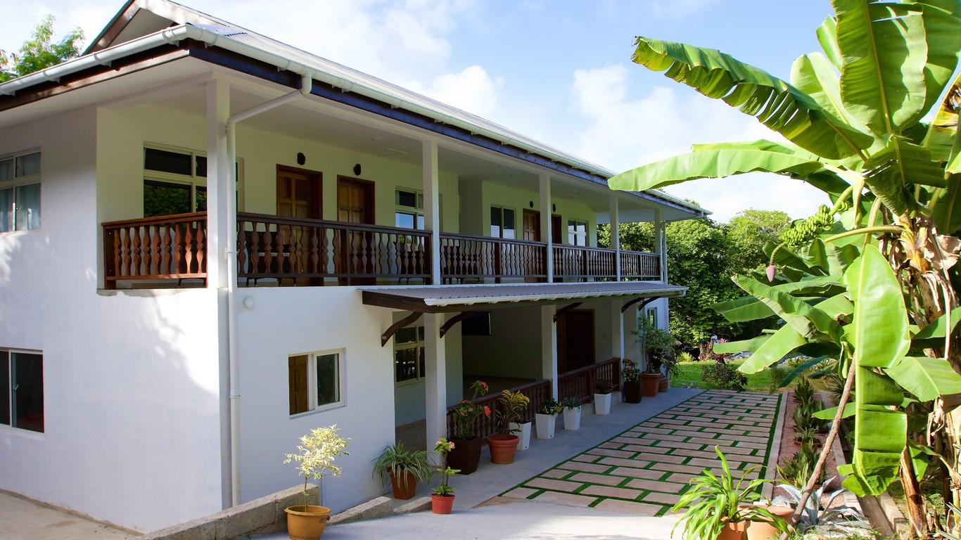 Cote Jardin Praslin - Apartments On Praslin Island intérieur Pralin Jardin
