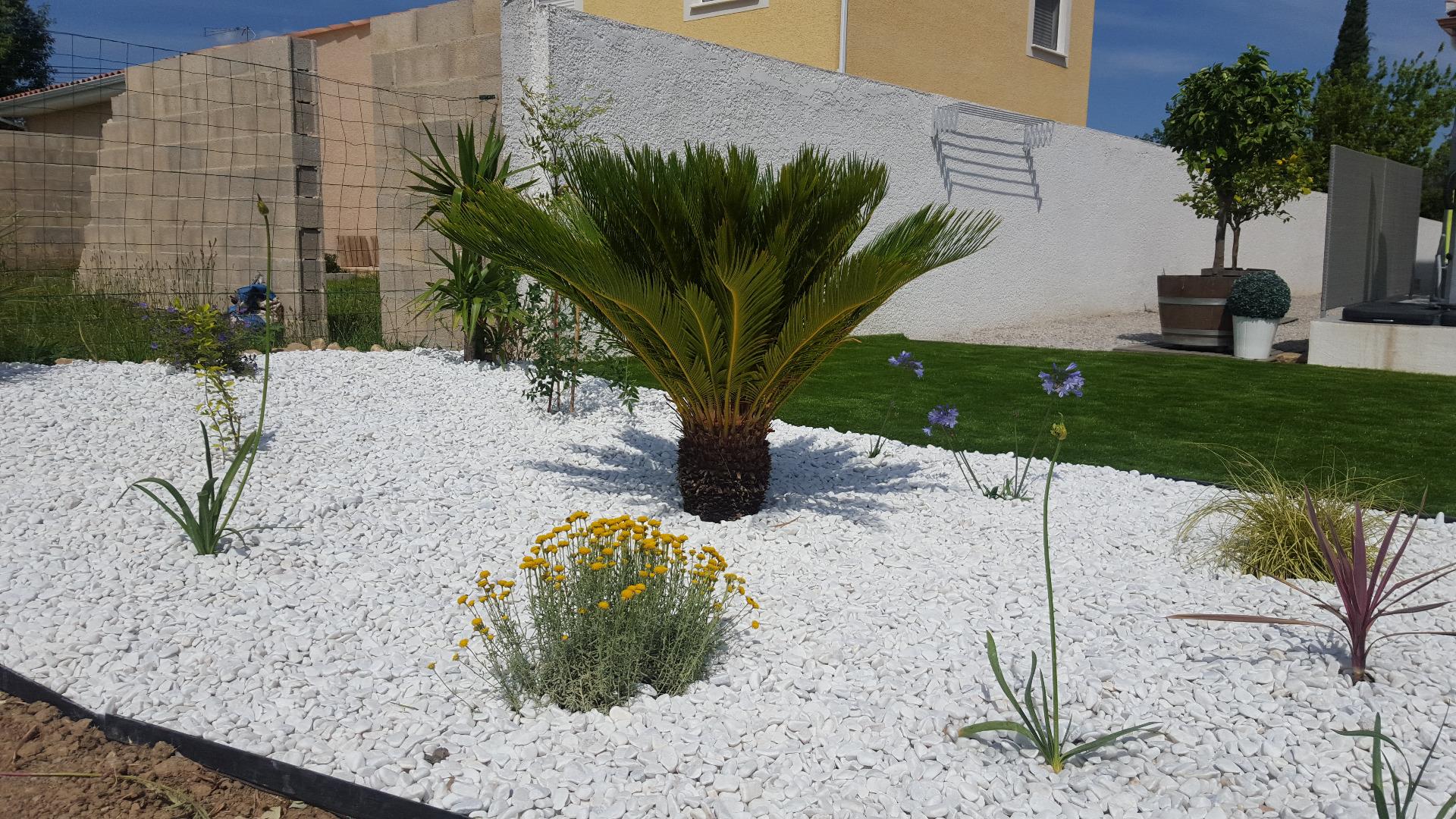 Création D'un Jardin Sec: Un Beau Jardin Avec Peu D'entretien. tout Creer Un Jardin Sec