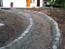 Création D'une Allée - Du Jardin A La Terrasse serapportantà Création Allée De Jardin