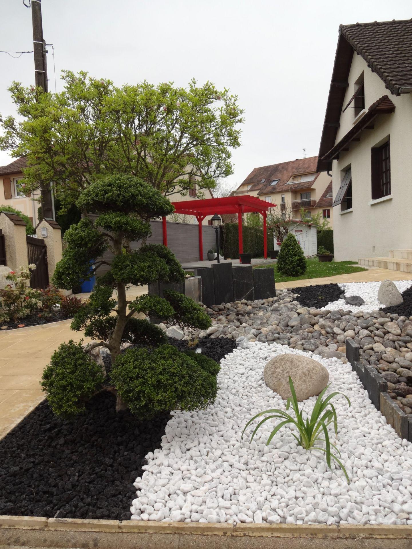 Creation Jardin Japonais Concept - Idees Conception Jardin encequiconcerne Creation Jardin Japonais