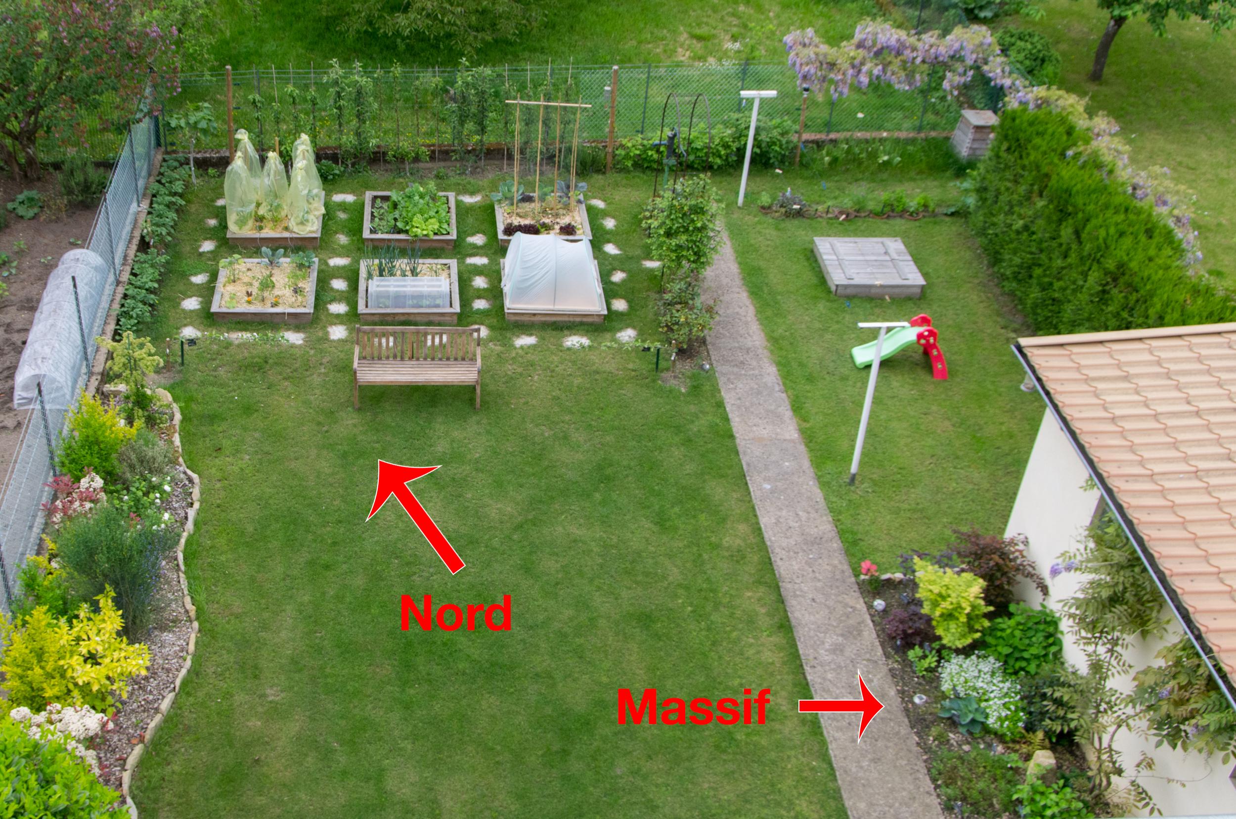 Créer Un Massif À L'ombre Dans Son Jardin (Fleurs, Arbustes ... avec Plante Jardin Ombre