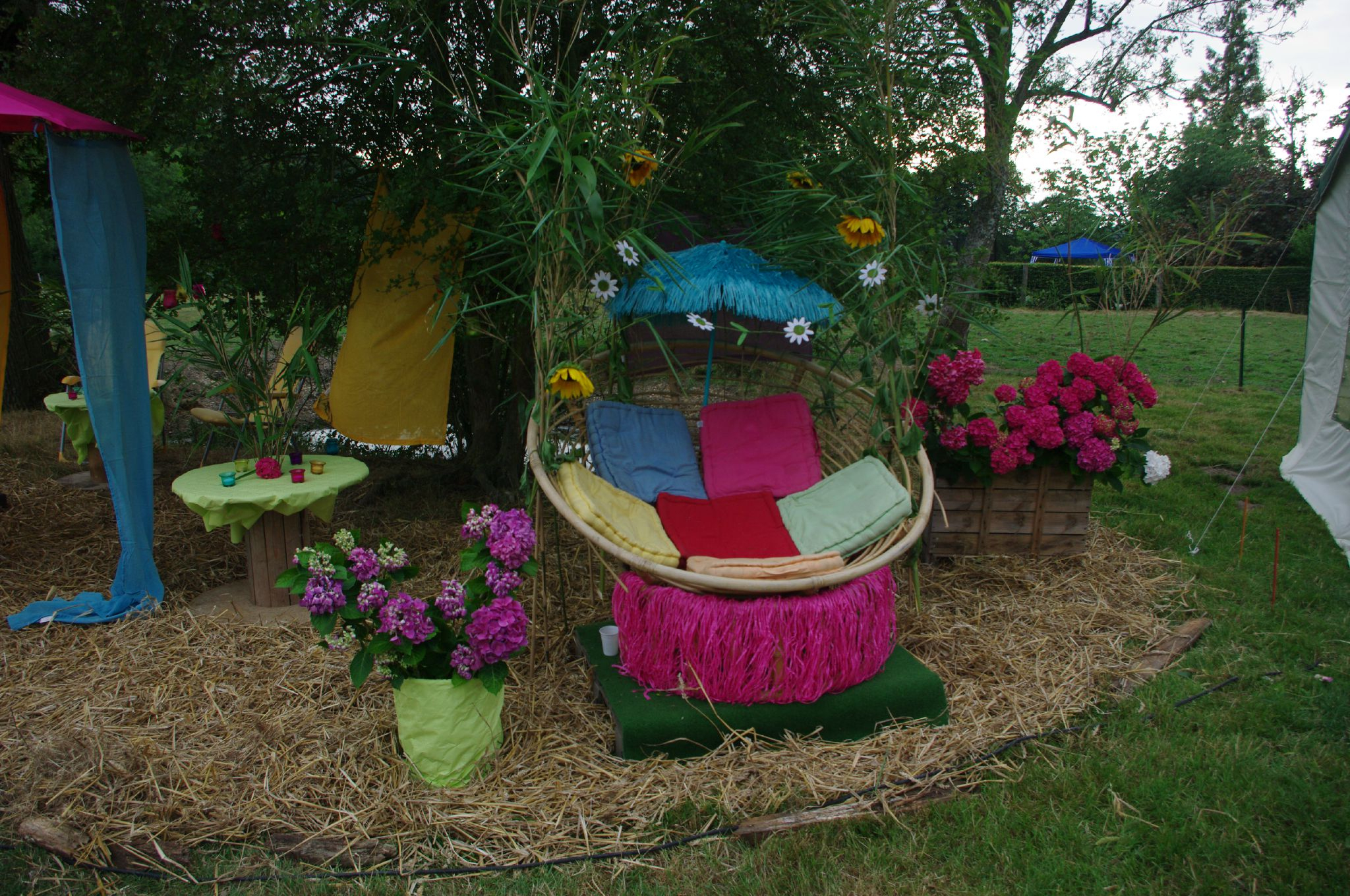 Cuisine: Conception Dã©Co Jardin Extã©Rieur Deco Jardin ... concernant Objet Decoration Jardin
