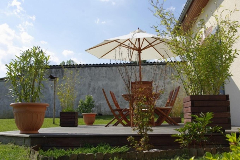 Cuisine: Decoration Exterieur Maison Deco Mur Maison ... tout Objets Decoration Jardin Exterieur