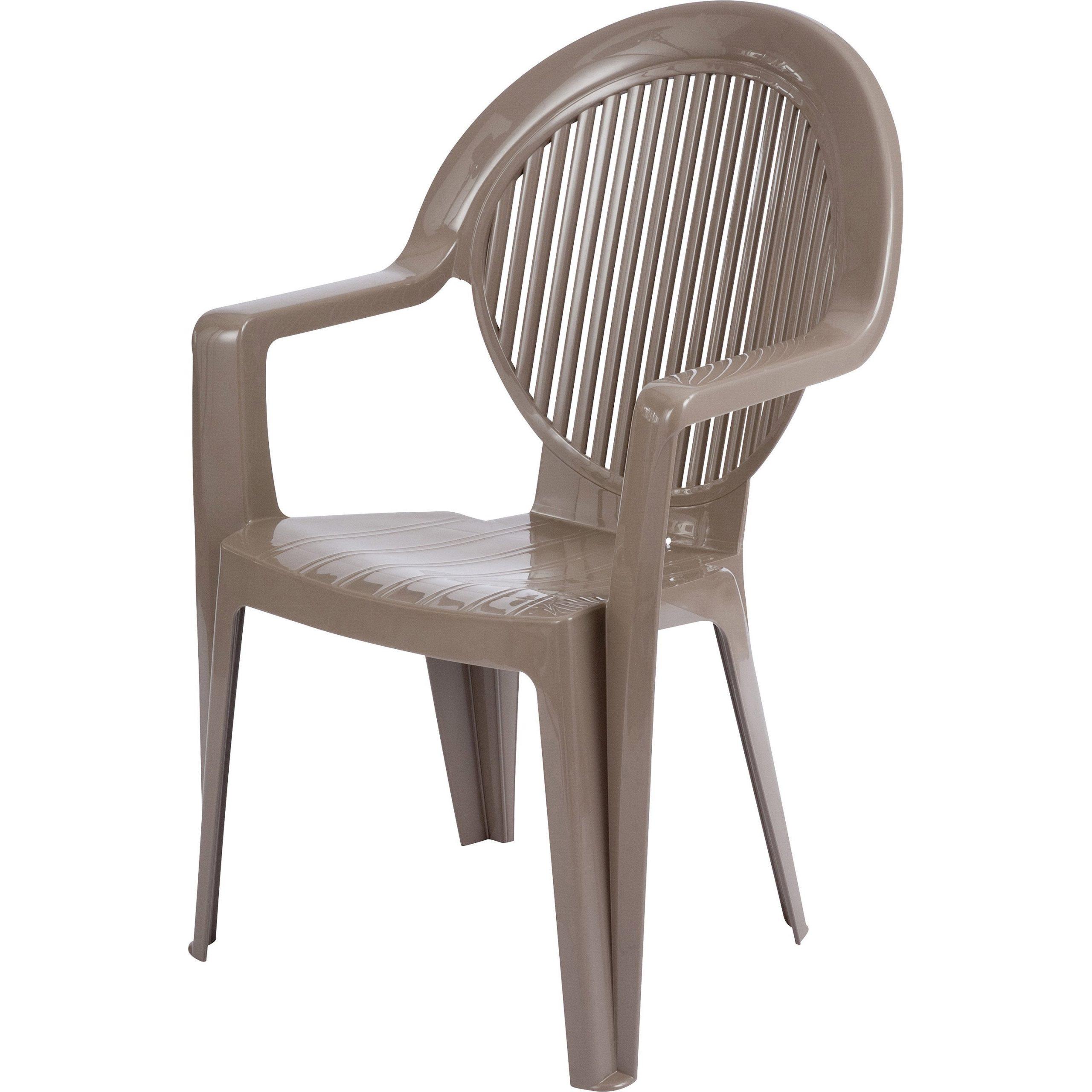 Cuisine & Maison Ameublement Et Décoration Chaise Fiji ... concernant Meuble Jardin Metal
