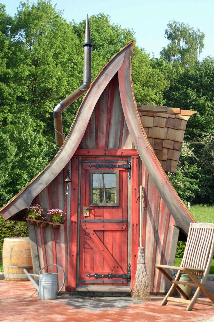 Cuisine: Meilleures Idã©Es à Propos De Cabane Pour Enfants ... à Construire Une Cabane De Jardin