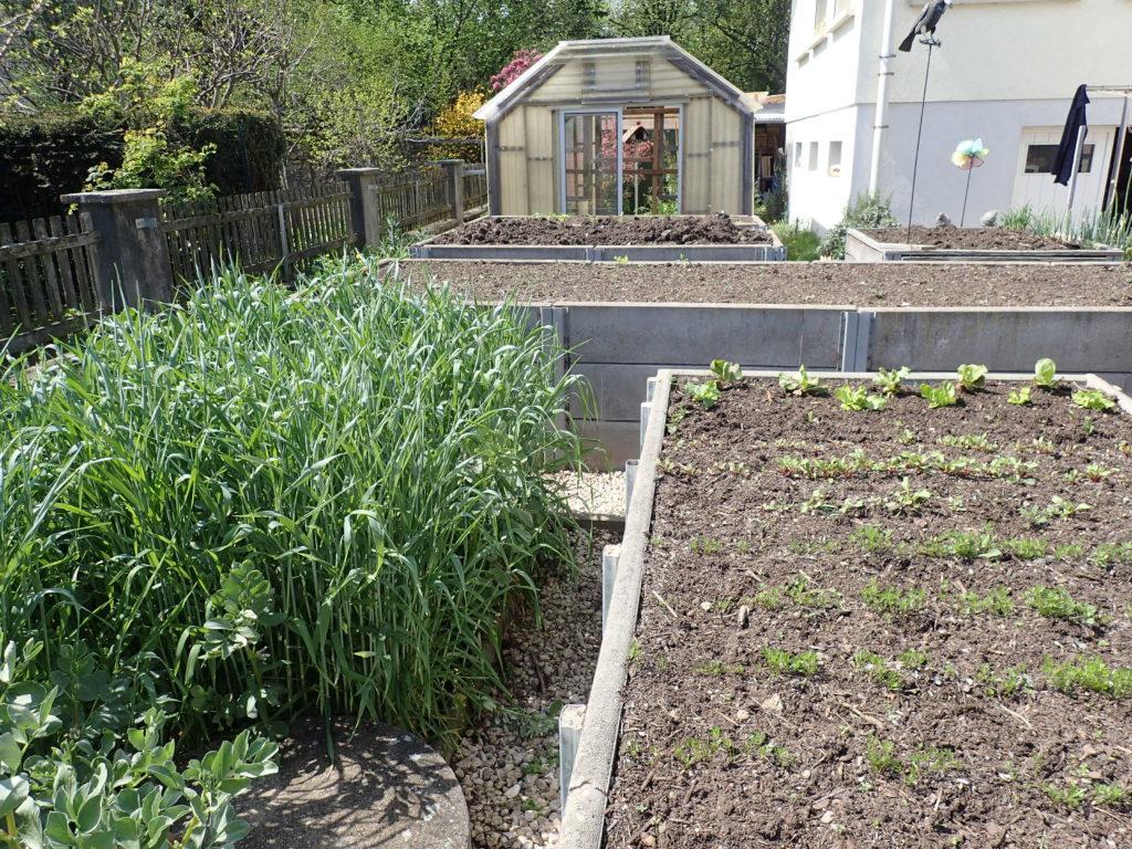Cultiver Sous Abri 21/04/18 – Pôle Maraîchage à Serre De Jardin D Occasion