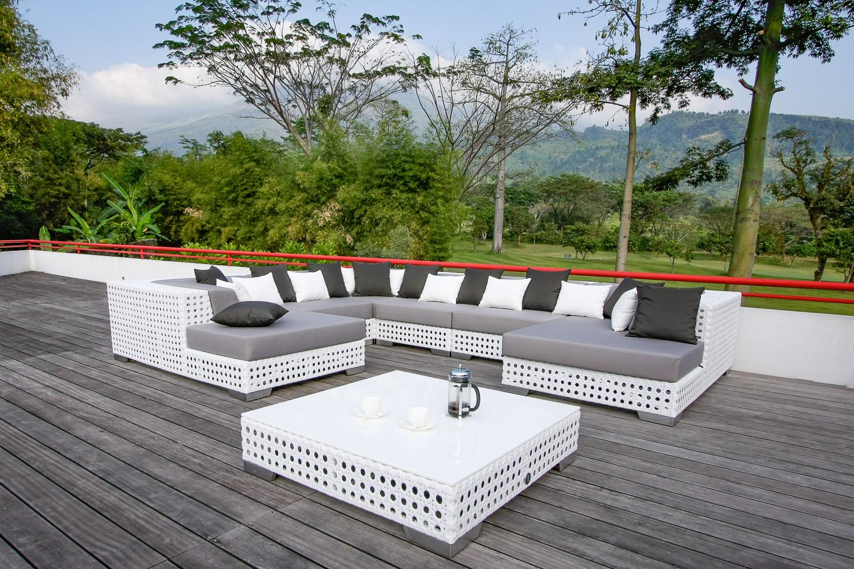 Custom-Made Furniture Collections For Hotels And Restaurants tout Salon De Jardin Monaco