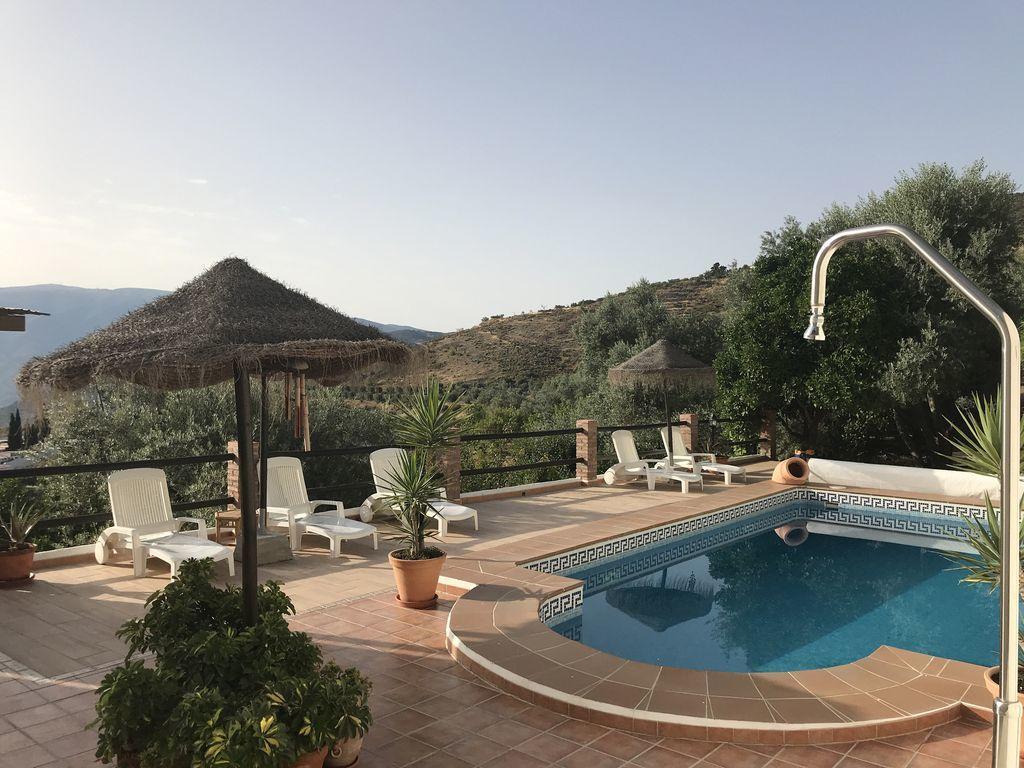 Daire Jardin Andaluz (İspanya Pinos Del Valle) - Booking serapportantà Salon De Jardin Nevada