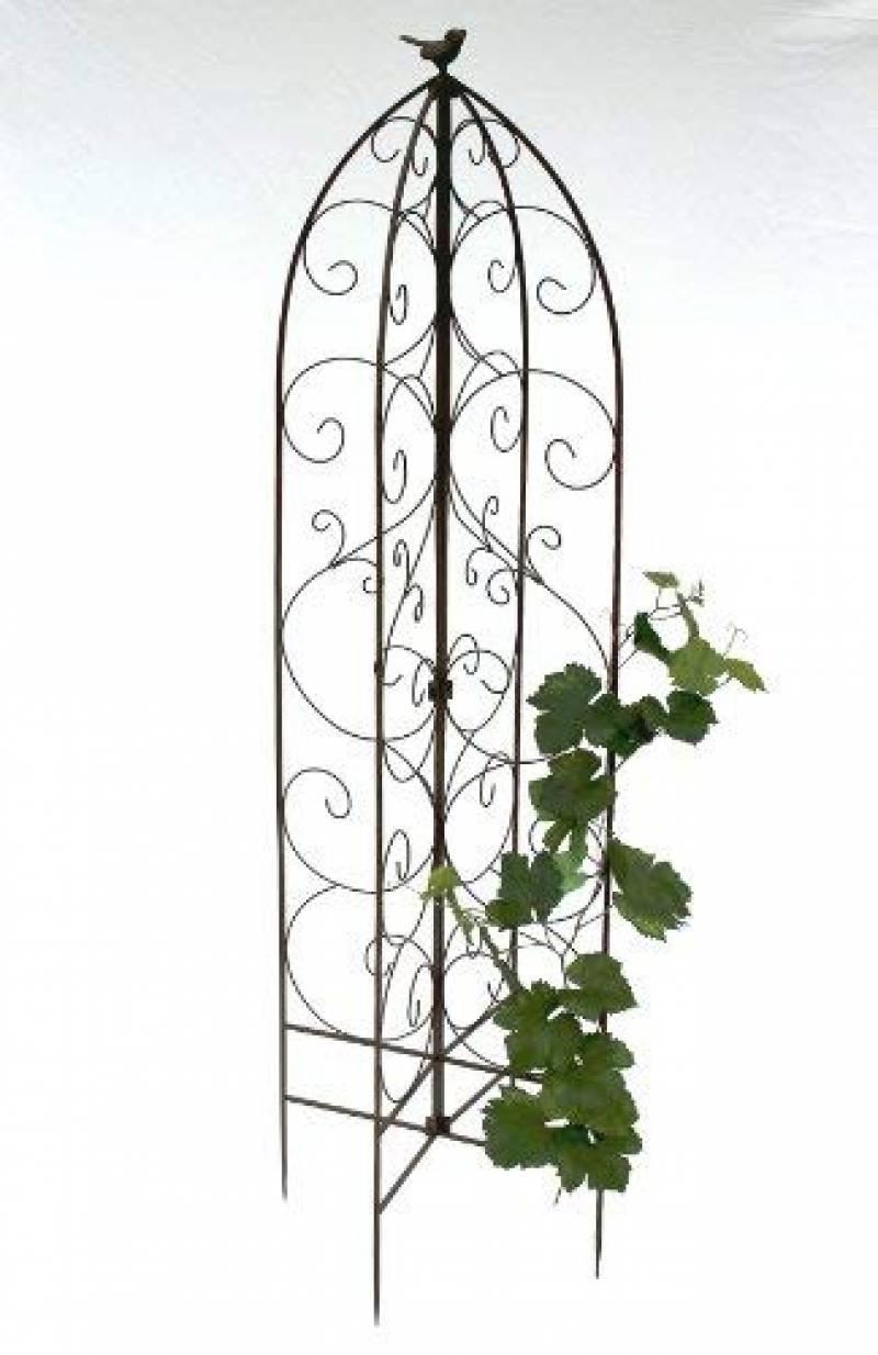 Dandibo Ambiente 23299 Support En Métal Pour Plantes ... pour Treillis Metal Jardin