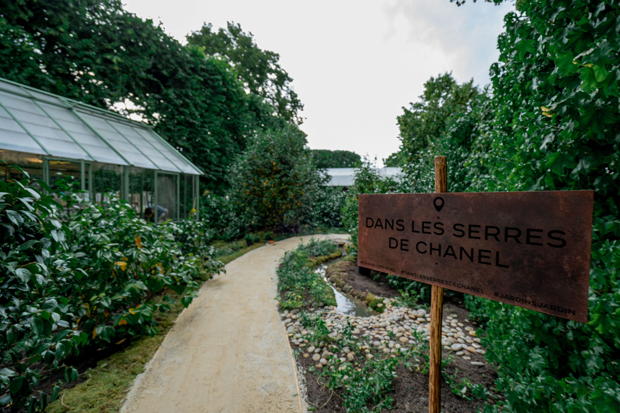 Dans Les Serres De Chanel - Aujourd'hui La Turquieaujourd ... tout Serre De Jardin D Occasion