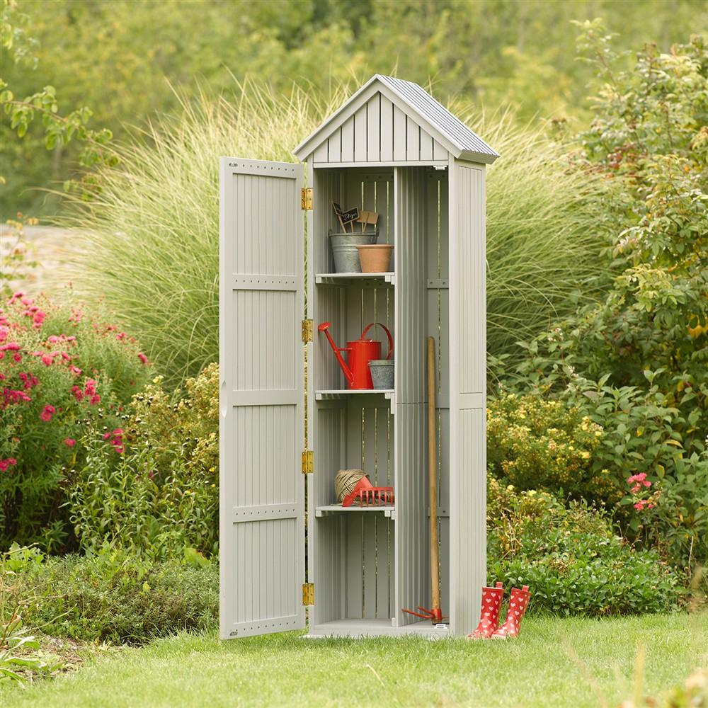 De Beaux Abris De Jardin Pour Ranger Ses Outils - Mon Jardin ... dedans Range Outils De Jardin