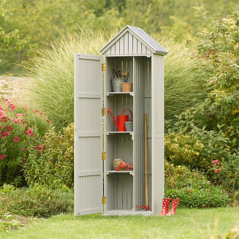 De Beaux Abris De Jardin Pour Ranger Ses Outils - Mon Jardin ... tout Cabane Outils De Jardin