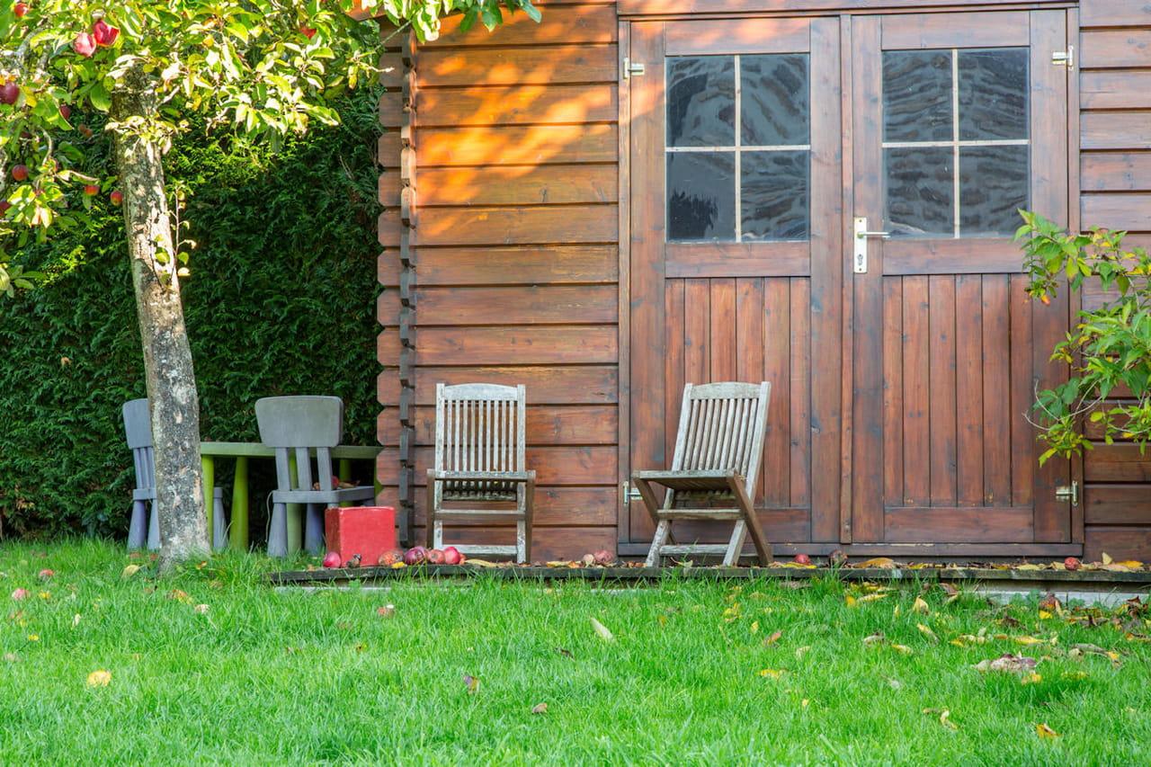 Déclaration De Travaux Et Abri De Jardin : Quelles Sont Les ... pour Fabriquer Un Abri De Jardin