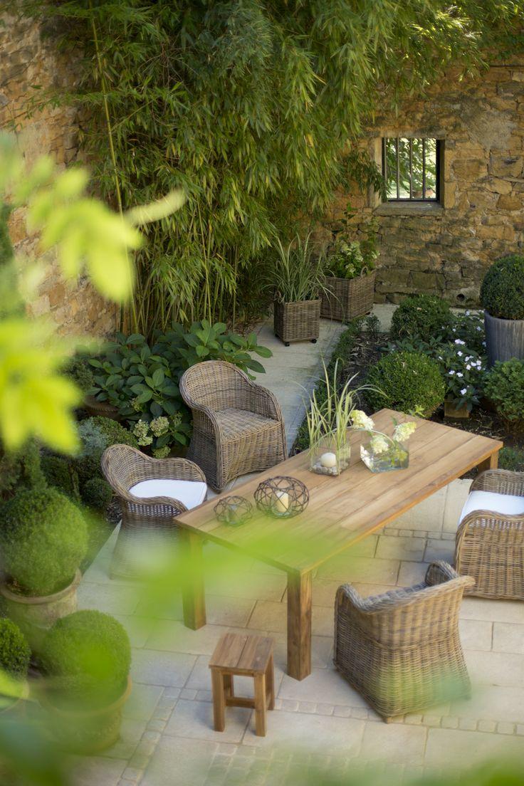 Déco & Aménagement De Jardin - La Décoration Et L ... destiné Exemple D Aménagement De Jardin