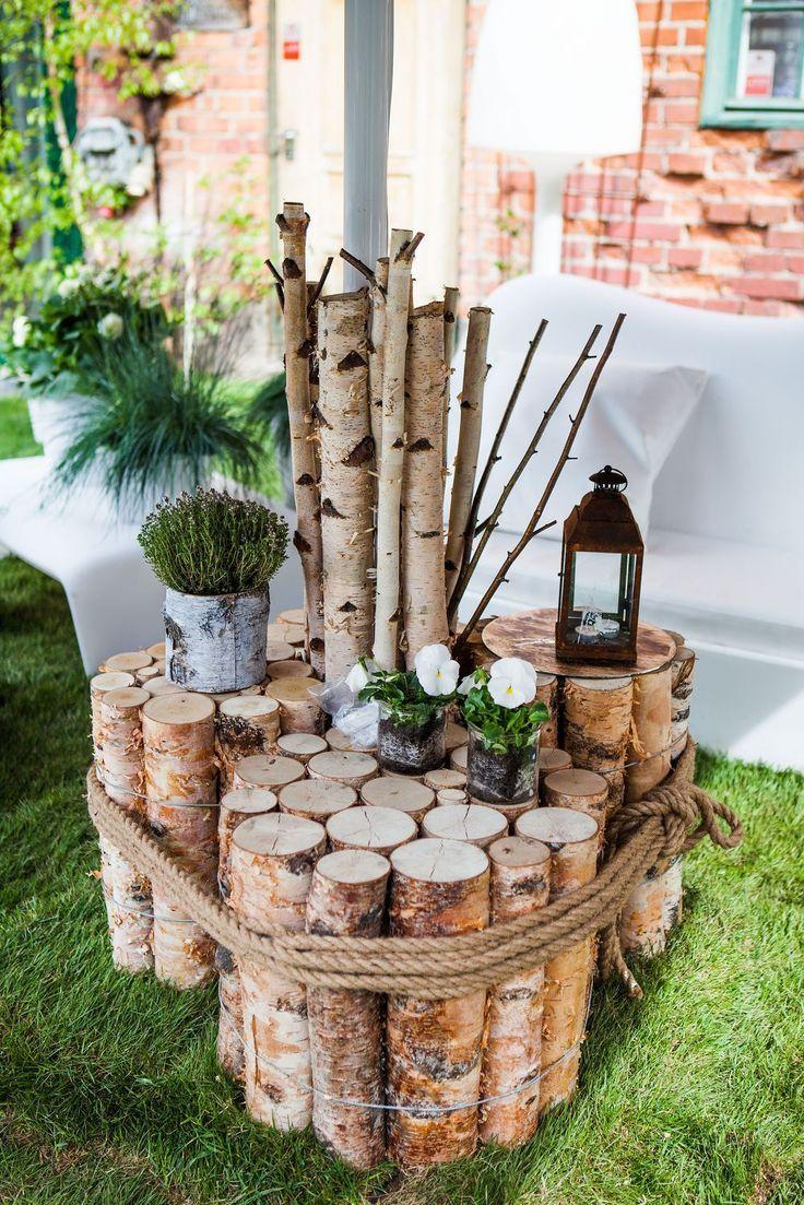 Déco Jardin Diy: Idées Originales Et Faciles Avec Objet De ... encequiconcerne Objet Decoration Jardin