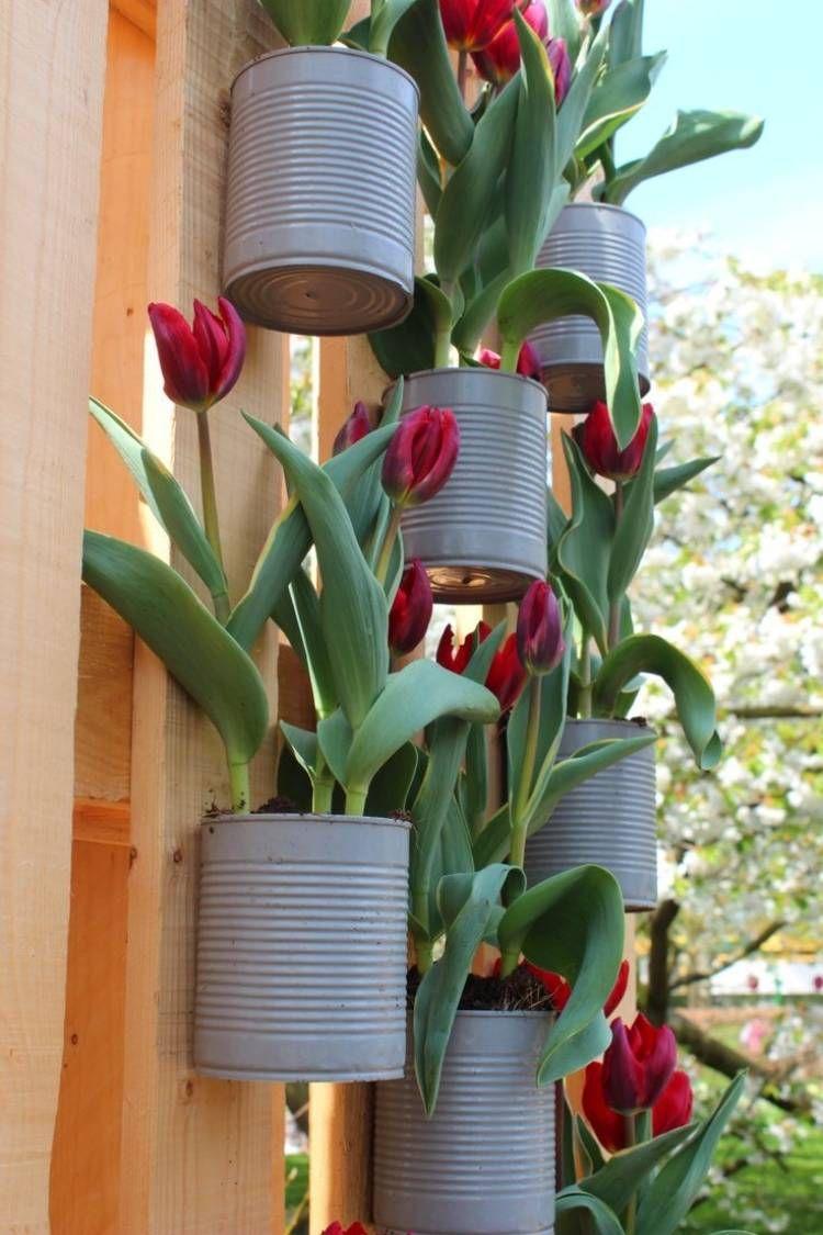Déco Jardin Diy: Idées Originales Et Faciles Avec Objet De ... tout Objets Decoration Jardin Exterieur