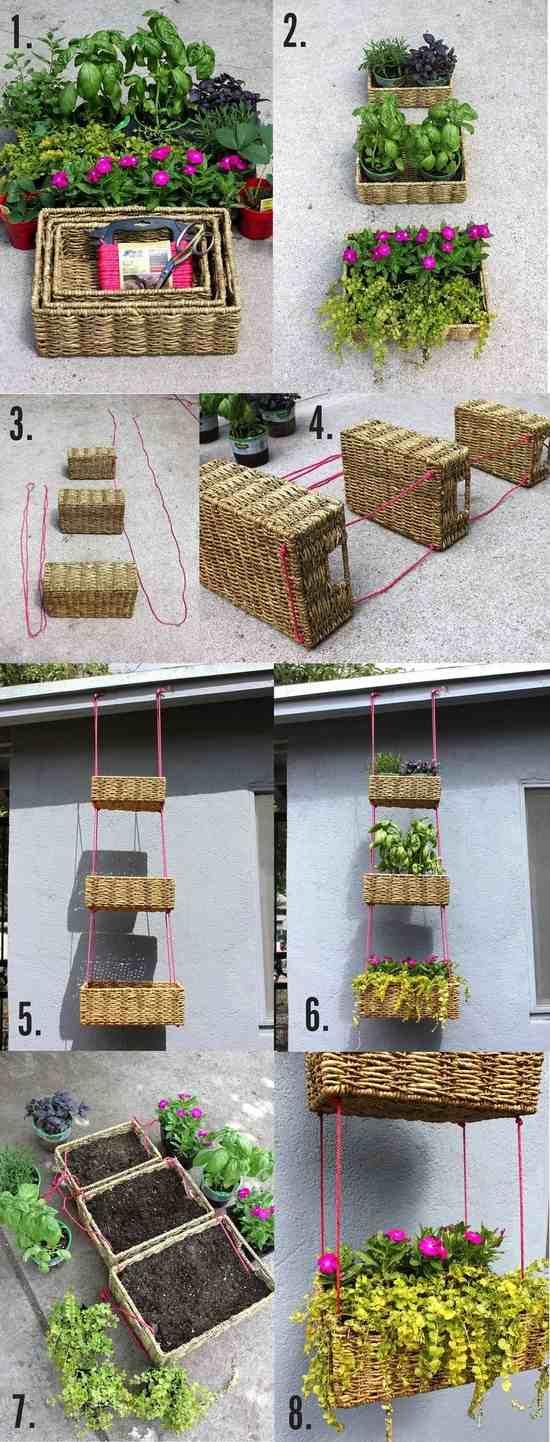 Décoration De Jardin - 11 Projets Et Idées À Faire Soi-Même dedans Decoration De Jardin A Faire Soi Meme