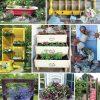 Décoration De Jardin En Objets De Récup' : Des Idées ... tout Decoration De Jardin A Faire Soi Meme