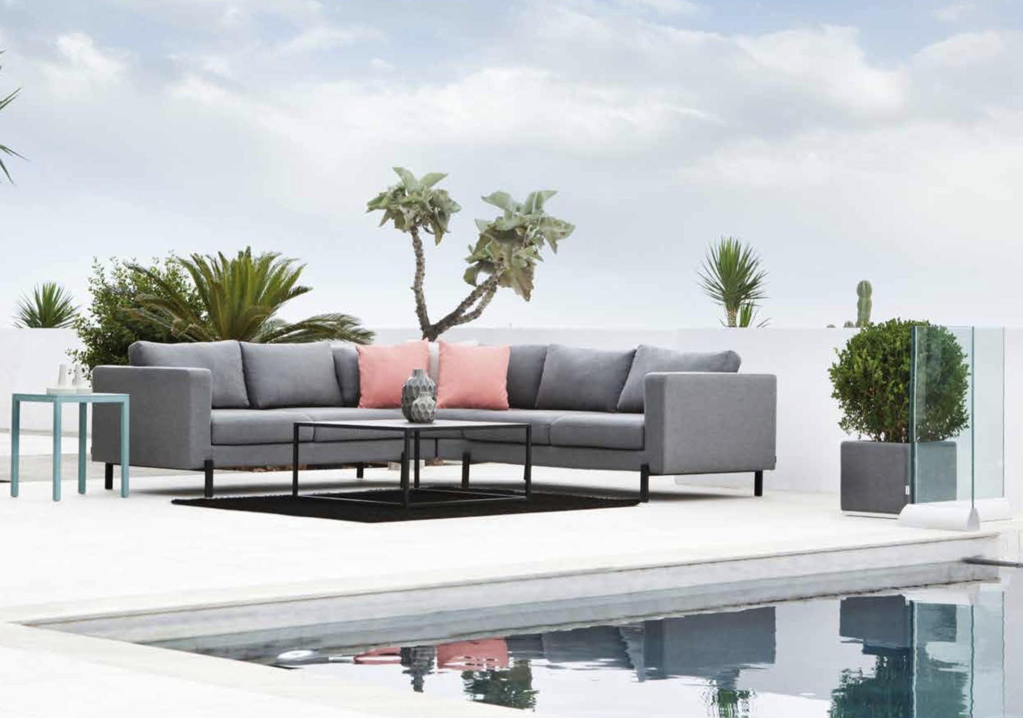 Décoration Et Mobilier D'extérieur - Design À Rennes Et Dinard avec Meuble Jardin Liquidation
