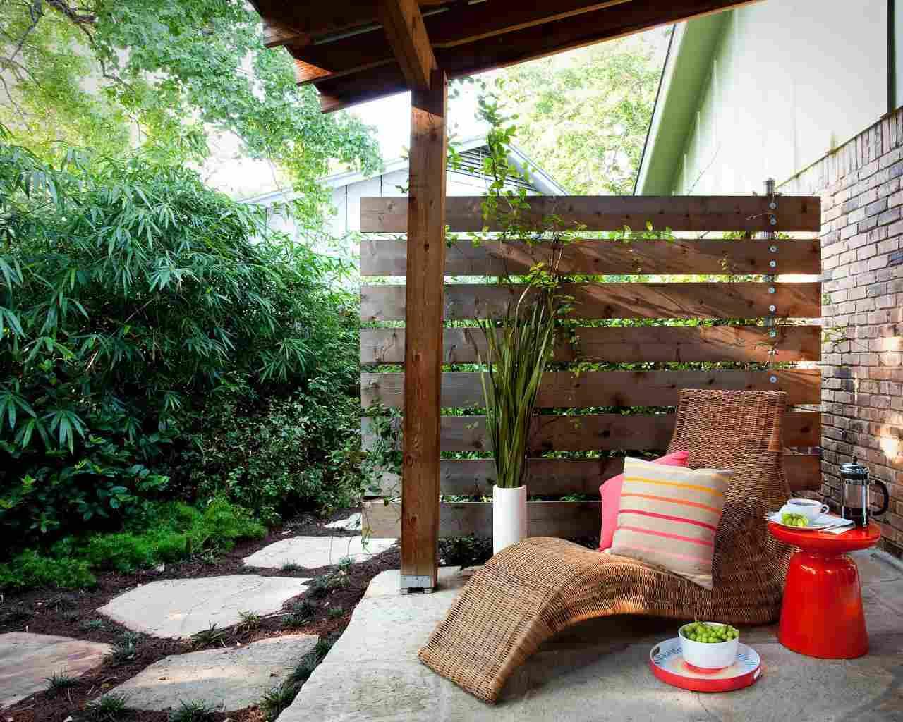 Décoration Extérieur Pour Balcon Et Véranda En 62 Idées destiné Salon De Jardin Pour Balcon
