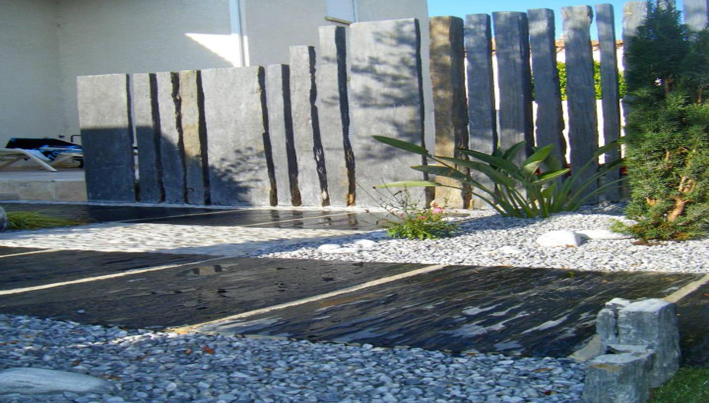 Décoration Jardin Montpellier Nimes intérieur Ardoise Deco Jardin