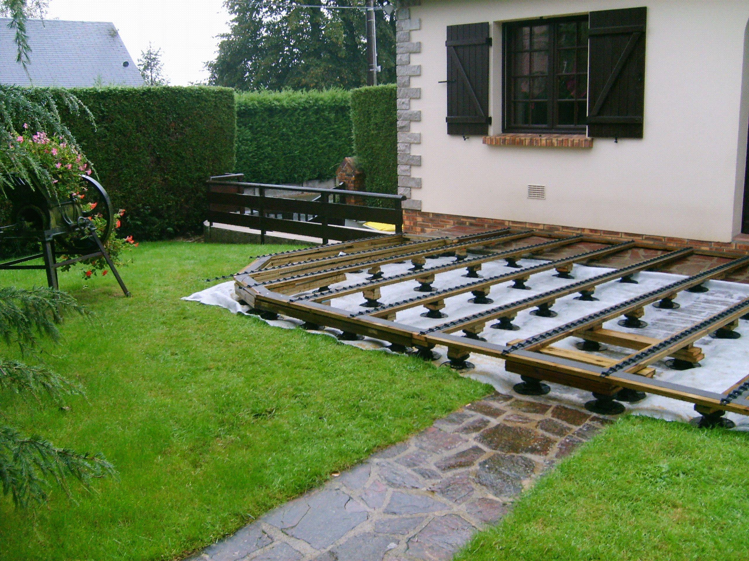Decoration Jardin Zen Exterieur Conception - Idees ... pour Jardin Japonais Sur Terrasse