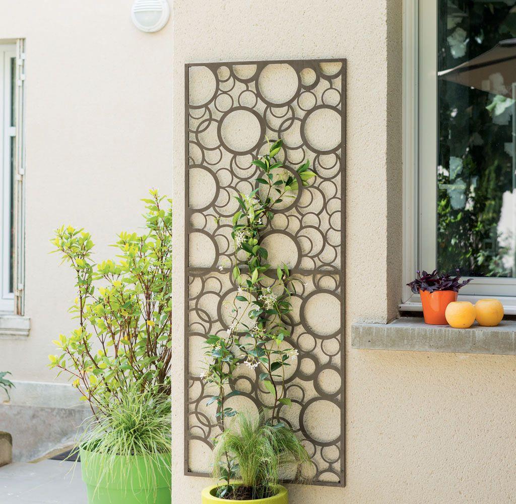 Decoration Panel | Decoration Mur Exterieur, Objet Deco ... pour Objets Decoration Jardin Exterieur
