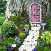 Décoration Pour Jardin À Faire Soi-Même–Porte De Gnome ... tout Decoration De Jardin A Faire Soi Meme