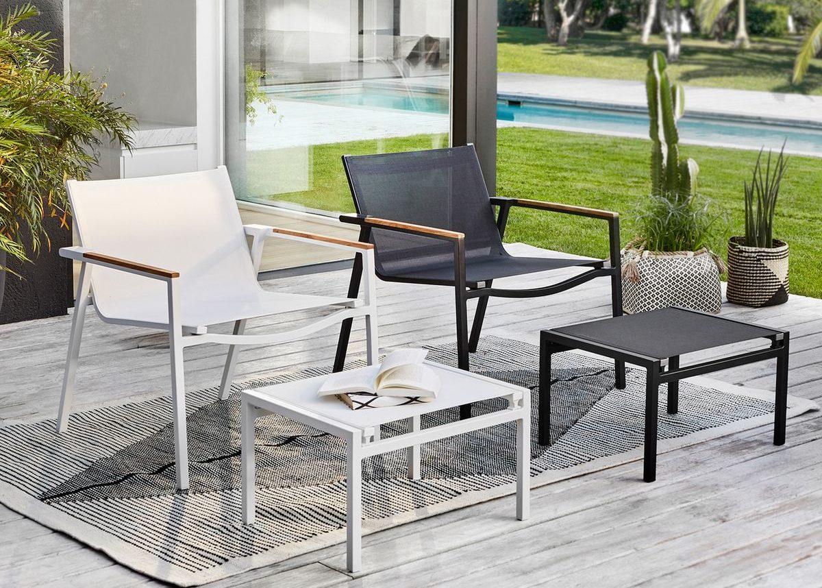 Décorer Un Jardin - Blog Déco Design Diy - Clem Around The ... concernant Table De Jardin Design Pas Cher