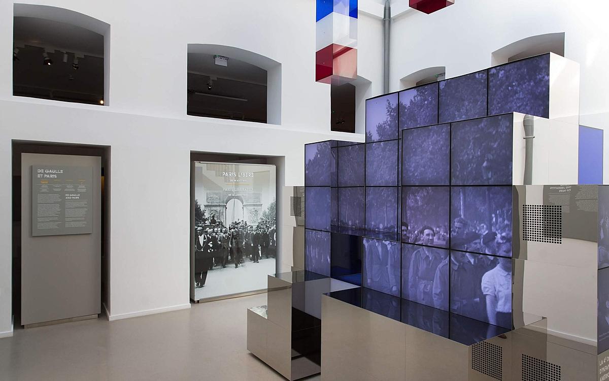 Découvrez Le Nouveau Musée De La Libération De - Ville De Paris tout Abris De Jardin Leclerc