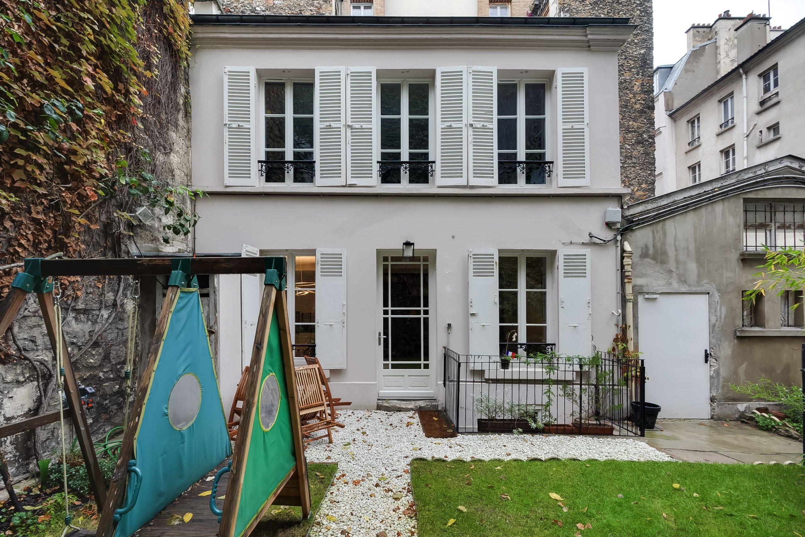 Dernier Étage Paris   Agence Immobilière   Dernier Étage Paris serapportantà Maison A Vendre Draveil Paris Jardin