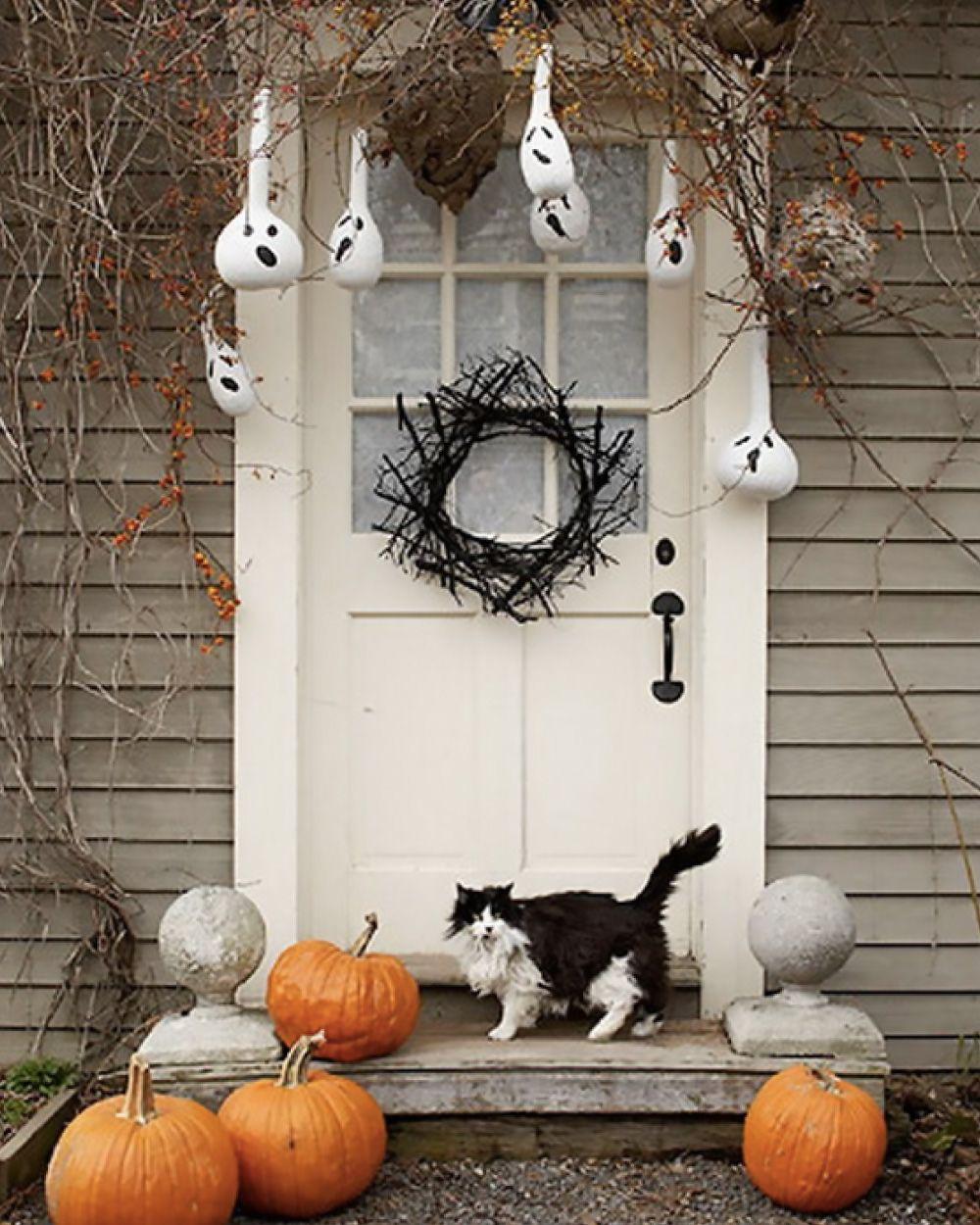 Des Diy Pour Décorer Votre Jardin Pour Halloween   Halloween ... avec Deco Jardin Halloween