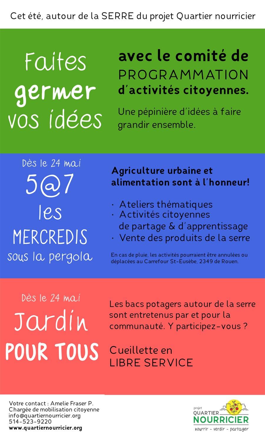 Des Nouvelles Du Carrefour Alimre Centre-Sud   Cdc ... dedans Serre De Jardin Carrefour