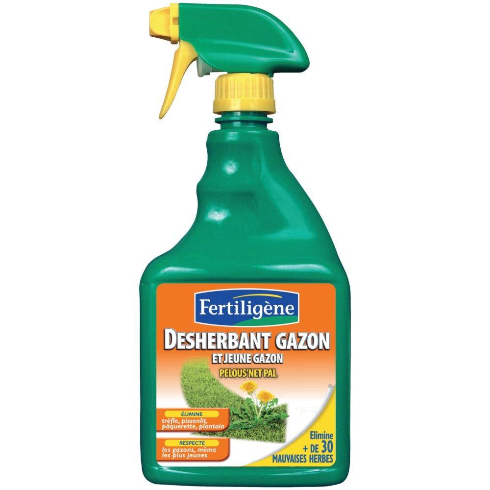 Désherbant Gazon Prêt À L'emploi 750 Ml - Fertiligène encequiconcerne Bayer Jardin Desherbant Gazon