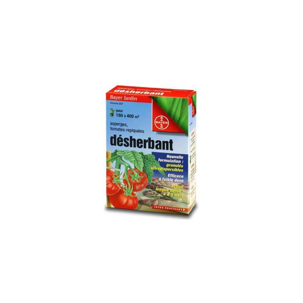 Désherbant Sélectif Pomme De Terre-Asperge-Tomate, Bayer concernant Bayer Jardin Desherbant Gazon