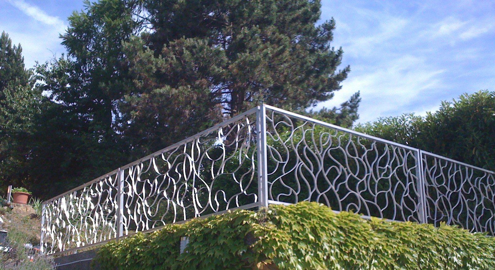 Design : Cloture De Jardin Castorama - Lyon 11, Cloture Pvc ... avec Bordure Jardin Castorama