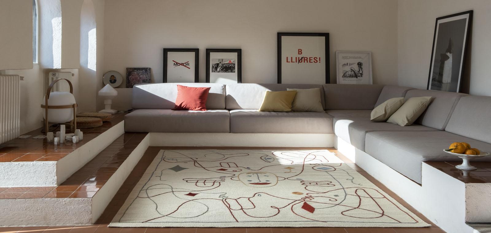 Design Rugs – Nanimarquina destiné Salon De Jardin California