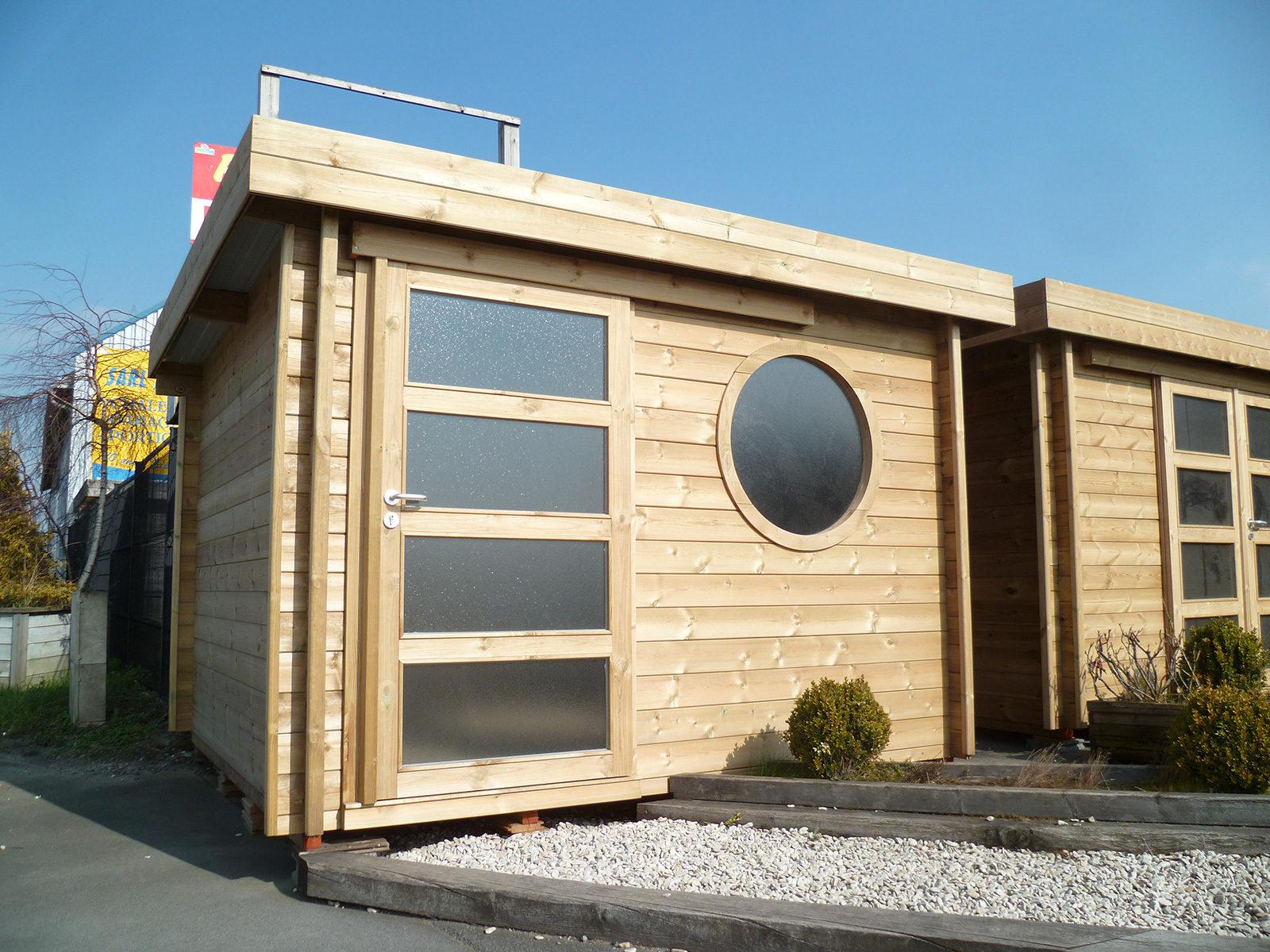 Destombes Bois | Abri De Jardin Bois - Garage - Carport ... avec Fabricant Abri De Jardin Belgique