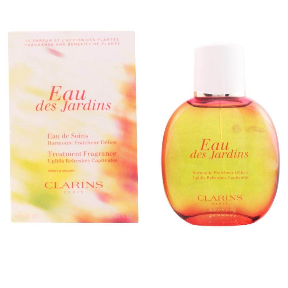 Details About Clarins Eau Des Jardins 100Ml Spray Women serapportantà Eau De Jardin Clarins