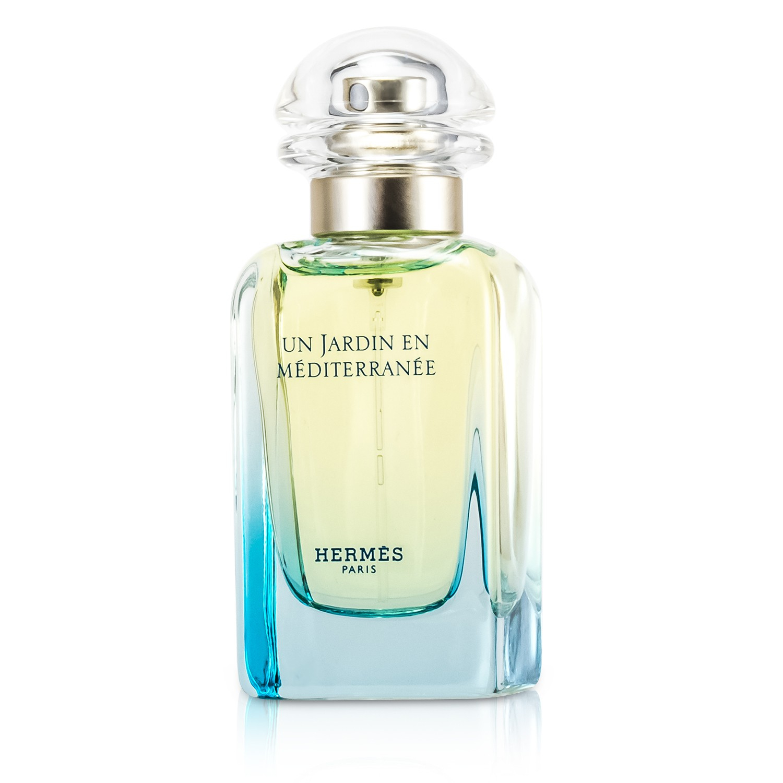 Details About Hermes Un Jardin De Mediterranee Eau De Toilette Spray  100Ml/3.4Oz destiné Un Jardin En Méditerranée