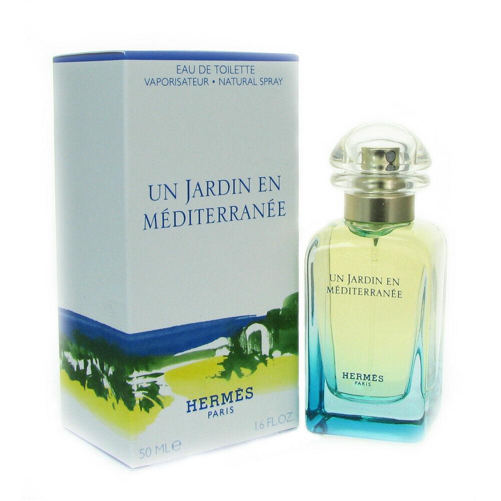 Details About Un Jardin En Mediterranee By Hermes 1.6 Oz Eau De Toilette  Spray dedans Un Jardin En Méditerranée