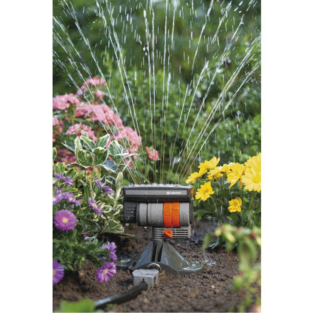 Détails Sur Gardena Système Micro-Drip Asperseur Oscillant Os 90 8361-20 intérieur Asperseur Jardin