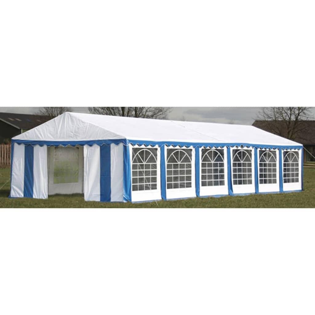 Détails Sur Vidaxl Tente Réception 12X6 M Bleu Tonnelle Tente Pavillon De  Jardin Chapiteau intérieur Pavillon De Jardin Suisse