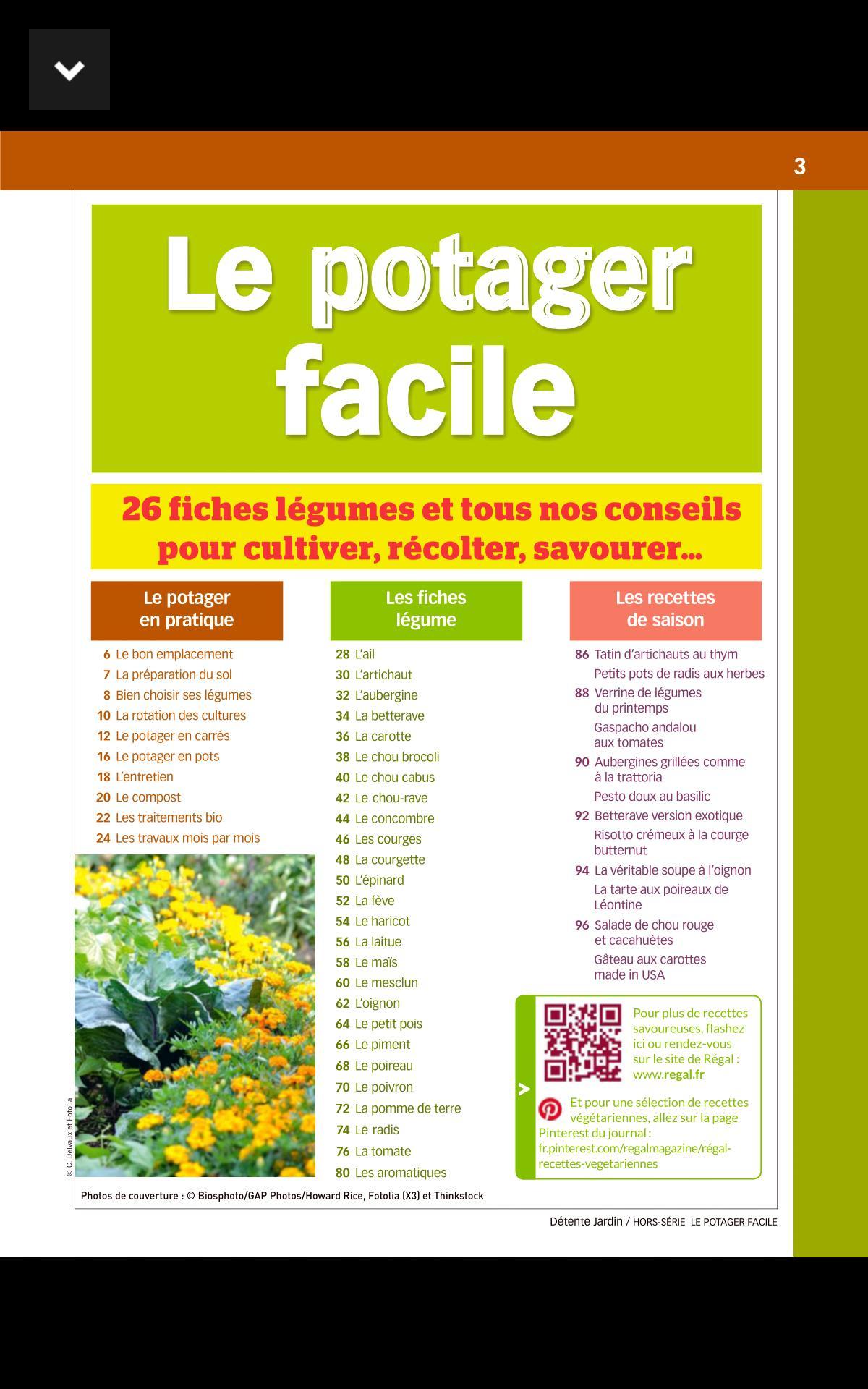 Détente Jardin - Le Magazine For Android - Apk Download destiné Détente Jardin Magazine