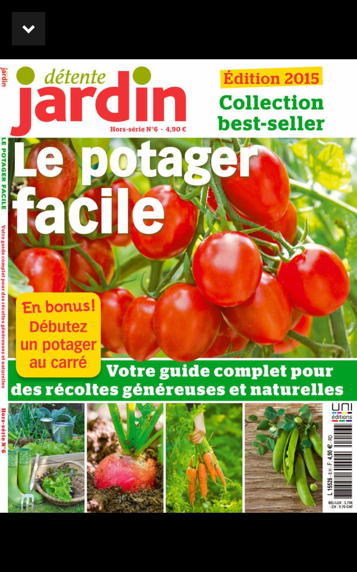 Détente Jardin - Le Magazine For Android - Apk Download encequiconcerne Détente Jardin Magazine