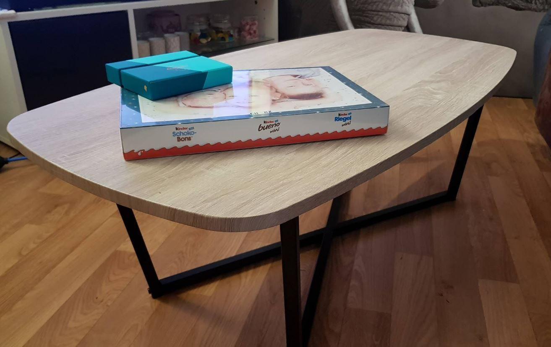 Devinez D'où Vient Cette Table Basse ? De Chez #babou ... concernant Babou Table De Jardin